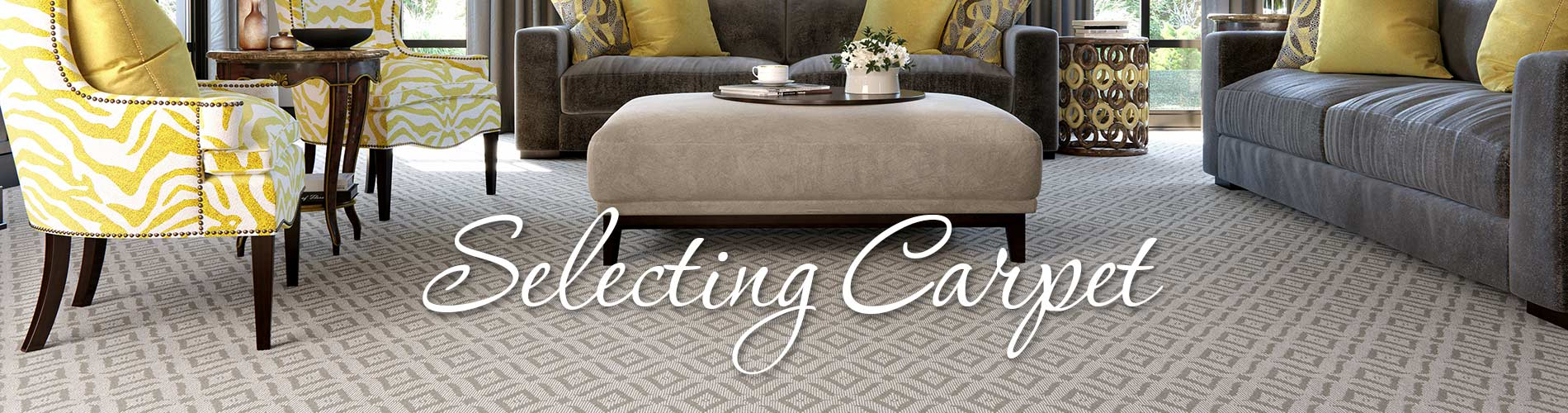 Selecting Carpet